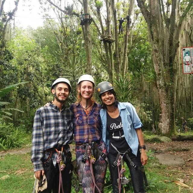 cultural y gente local - viajar a venezuela mochilero