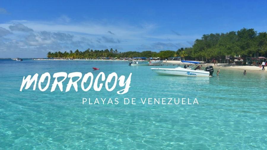 Morrocoy- mejor playa en el caribe venezuela